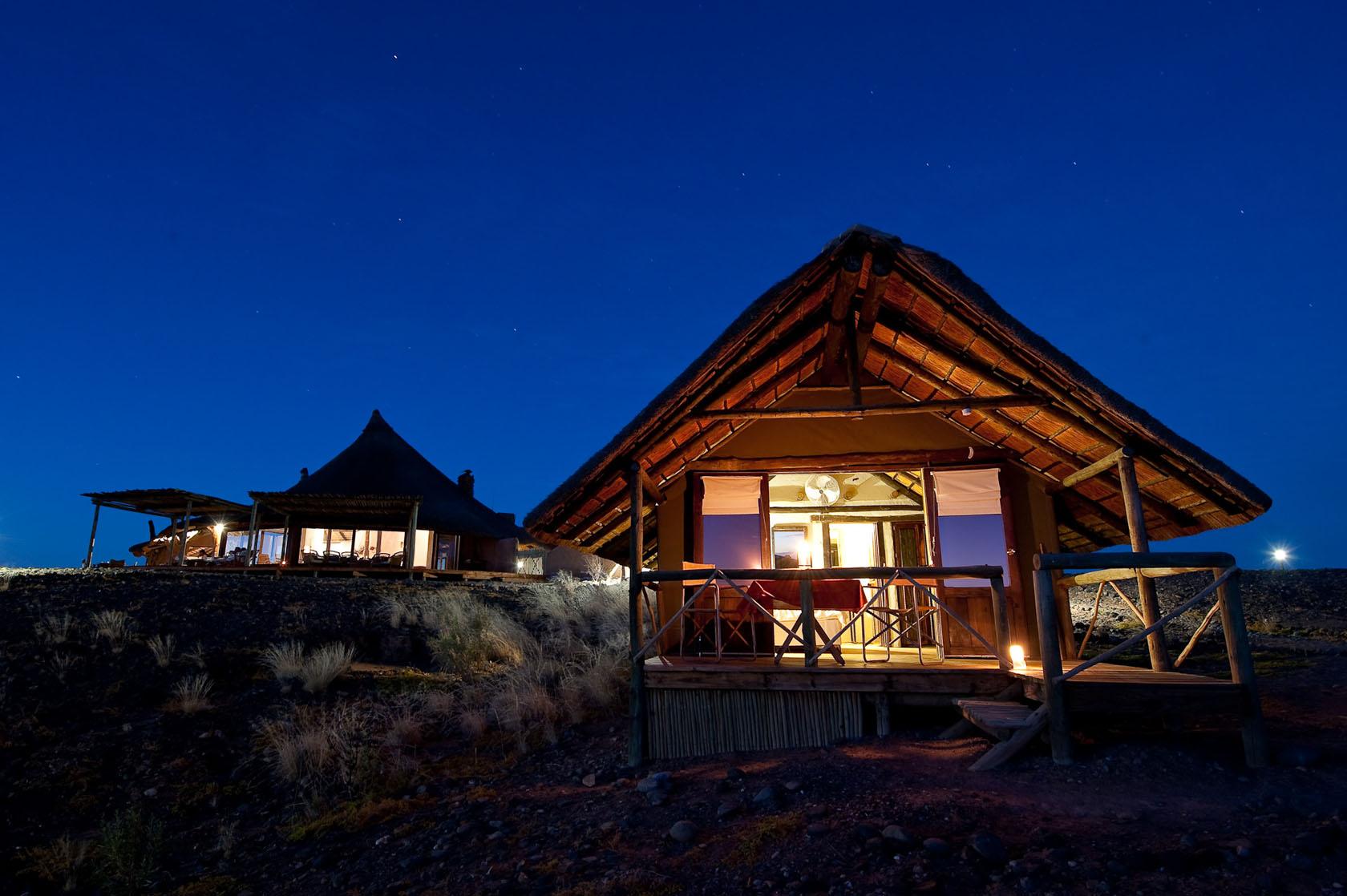 Namibia - 1552 - Kulala Desert Lodge - night sky