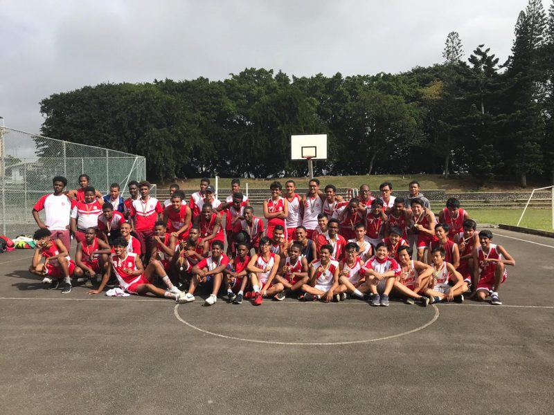 Mauritius Basketball Sports Tour