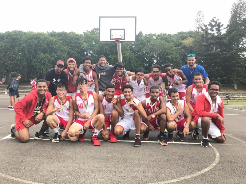 U20 Basketball Sports Tour to Mauritius