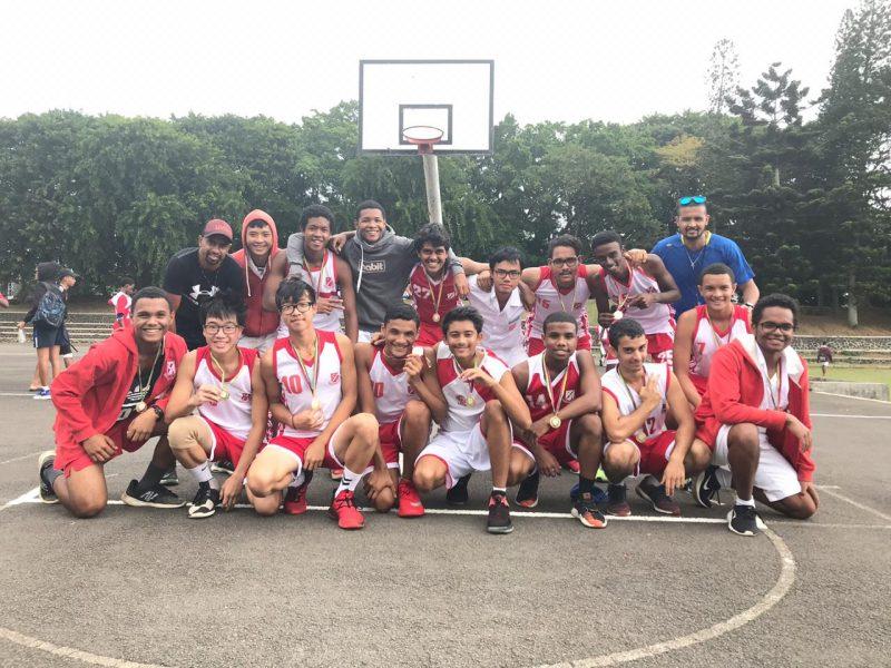 U20 Basketball Sports Tour to Mauritius