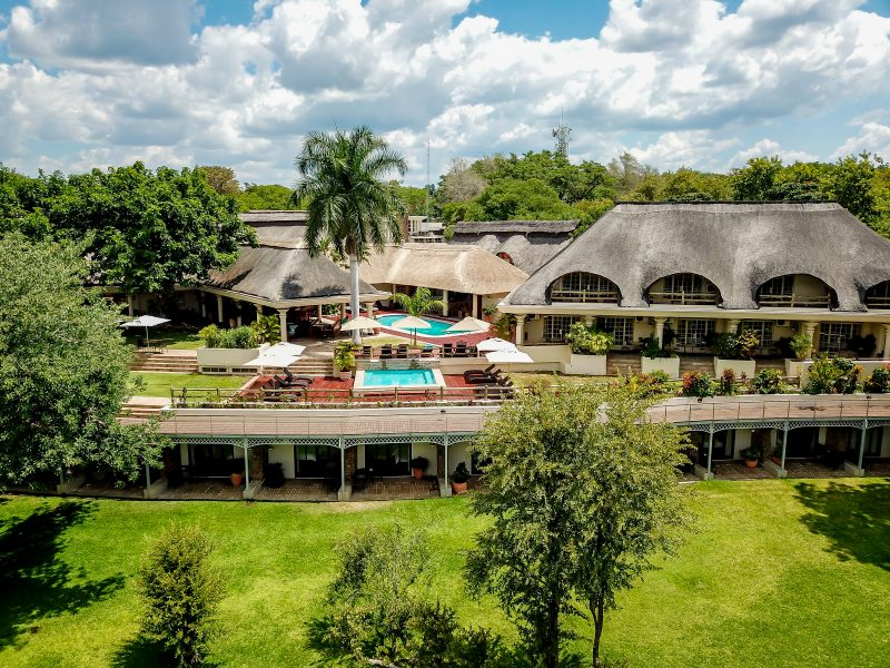 Best of Chobe and Victoria Falls - 1553 - Victoria Falls Ilala Lodge Hotel