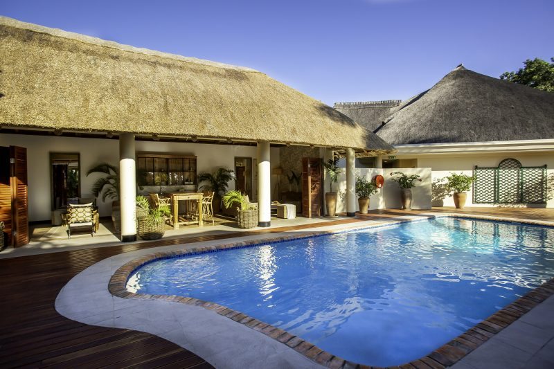 Best of Chobe and Victoria Falls - 1553 - Ilala Lodge Hotel - Swimming Pool