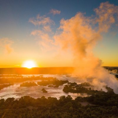 Zimbabwe Victoria Falls and Safari Experience