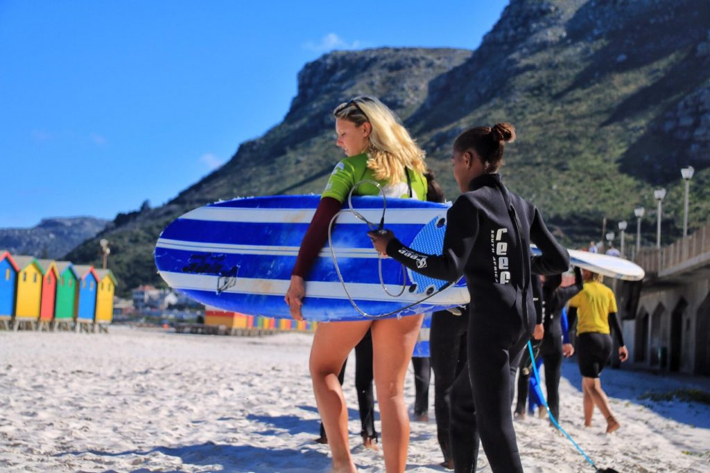 Surf Instructor Course in South Africa