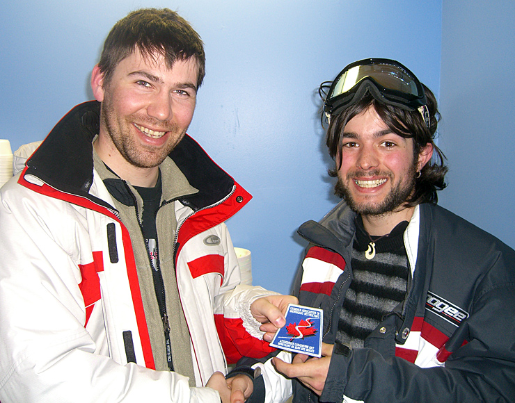 Ski Instructor Course Pass