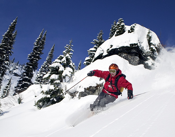 Ski & Snowboard Instructor Course (CSIA Level 1) in Canada, Fernie 2537