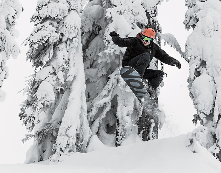 Snowboard Programme Canada