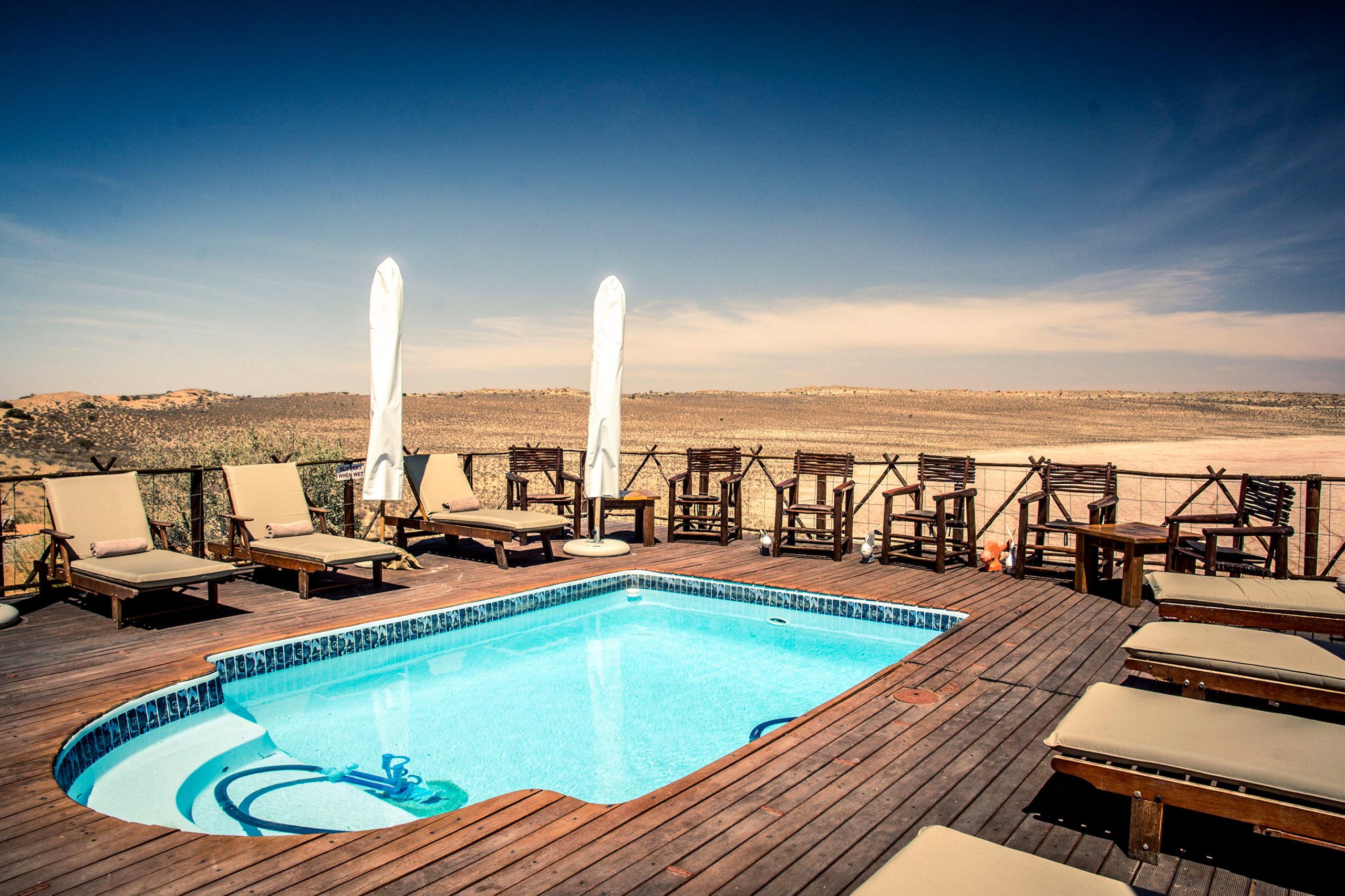 !Xaus Lodge-Pool