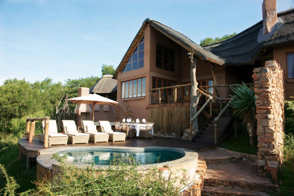 Impodimo-Deluxe Safari Villa