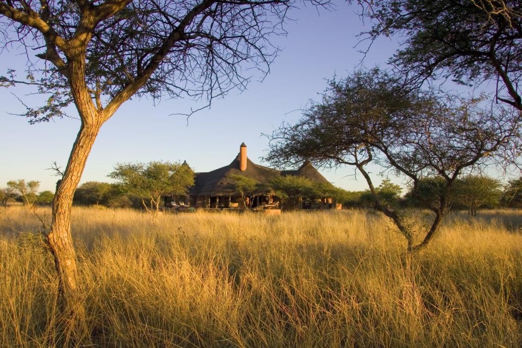 Namibia - Okonjima Nature Reserve - 1552 - Camp Exterior