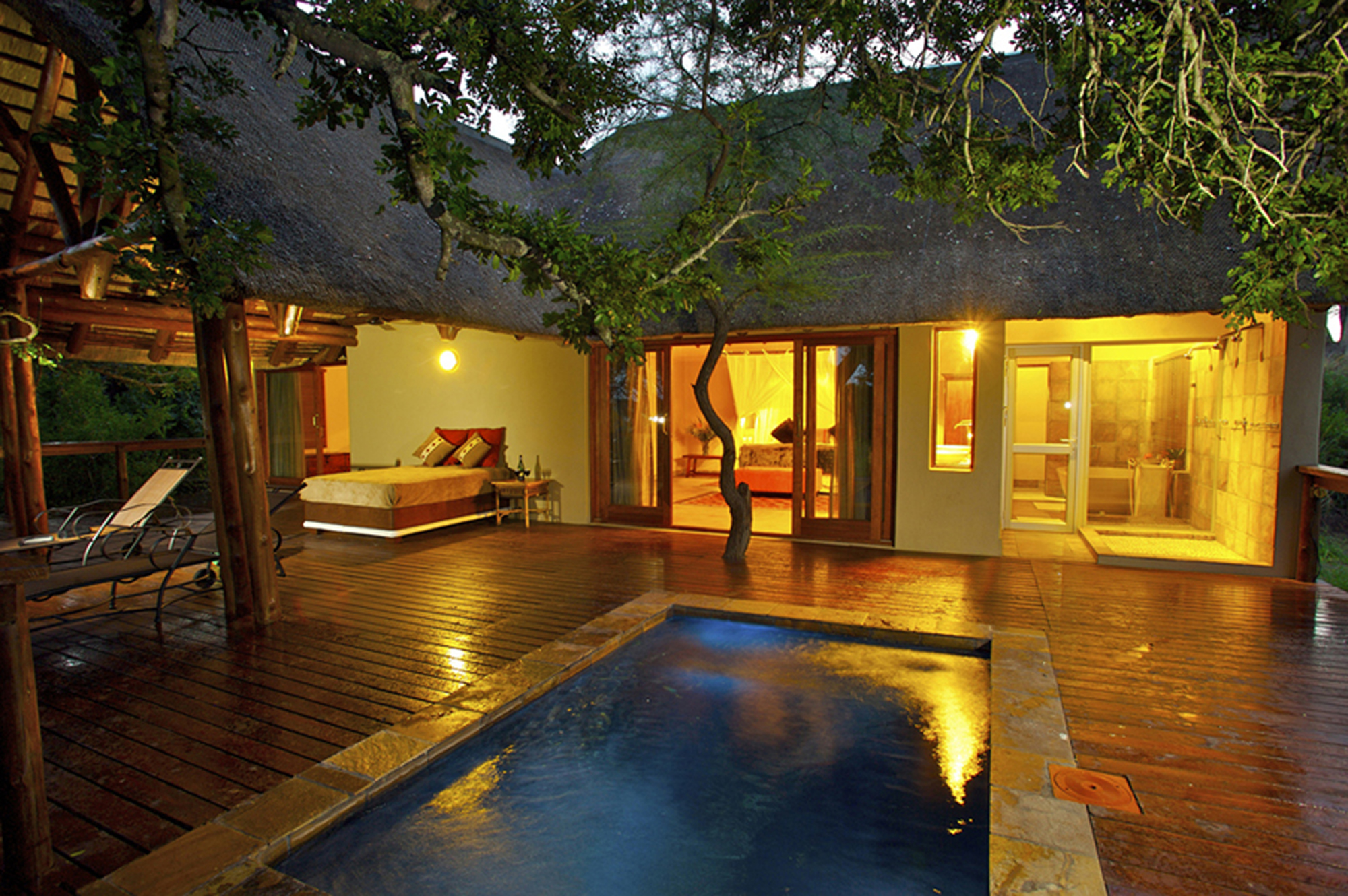 Elephant Plains-Honeymoon Suite
