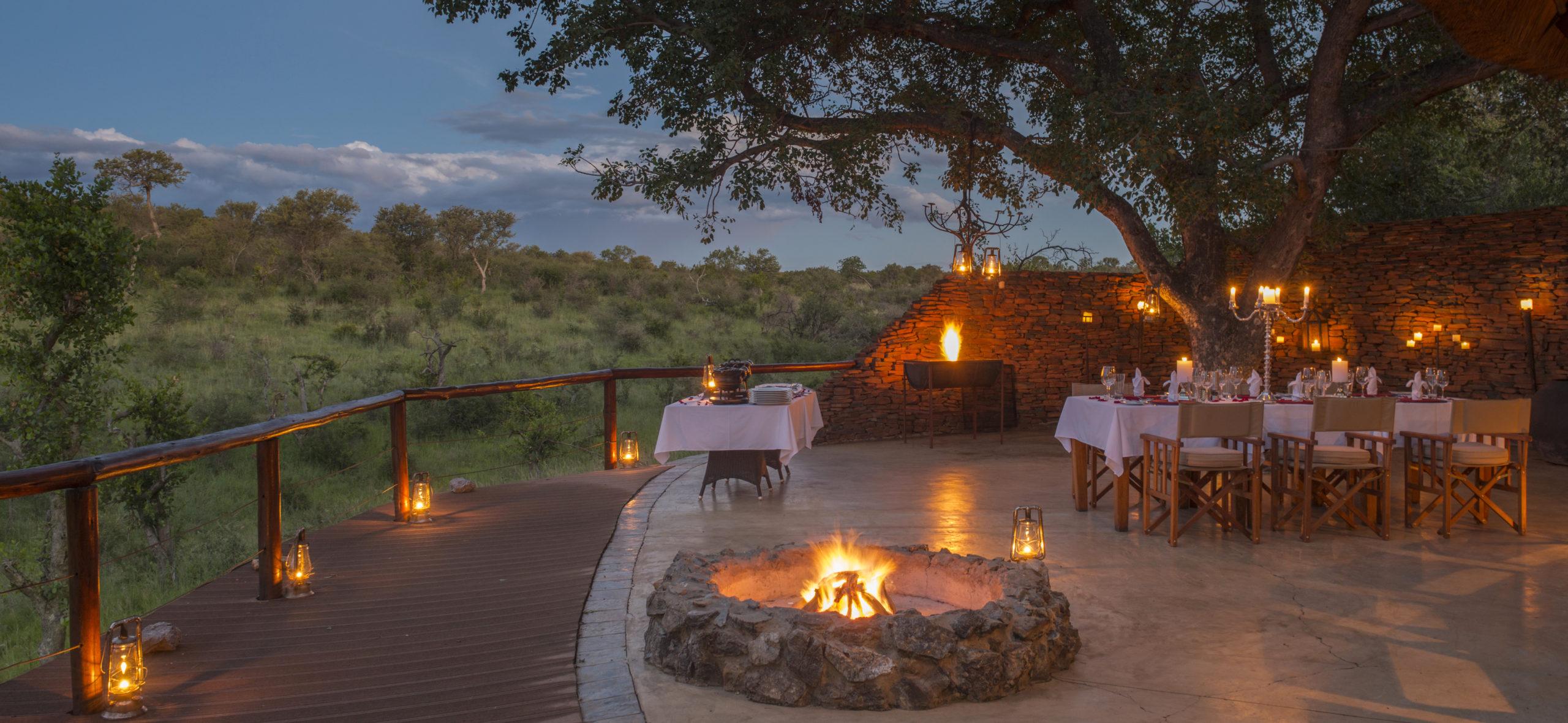 Royal Madikwe-Dining