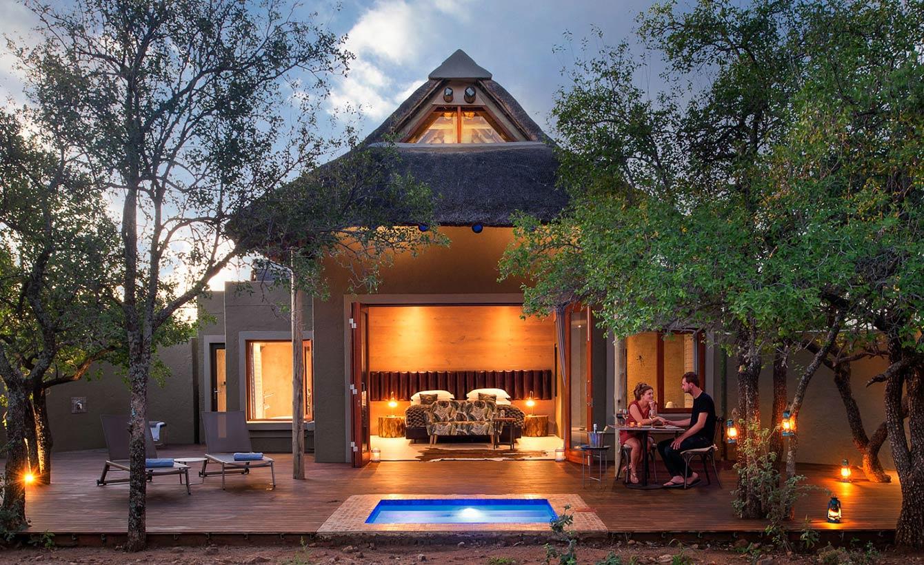 Lush Private Game Lodge-Pool-