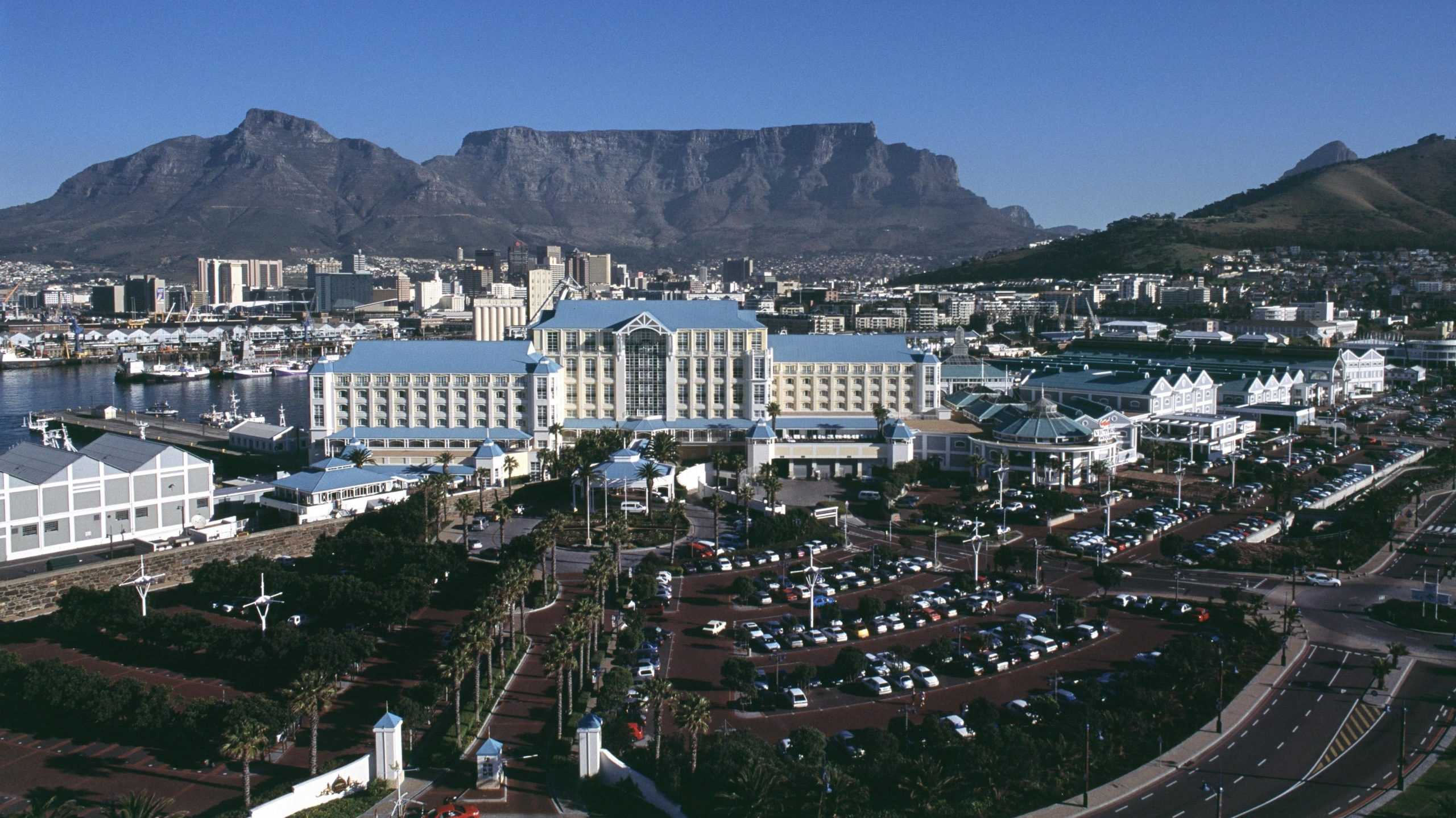 Table Bay-Aerial