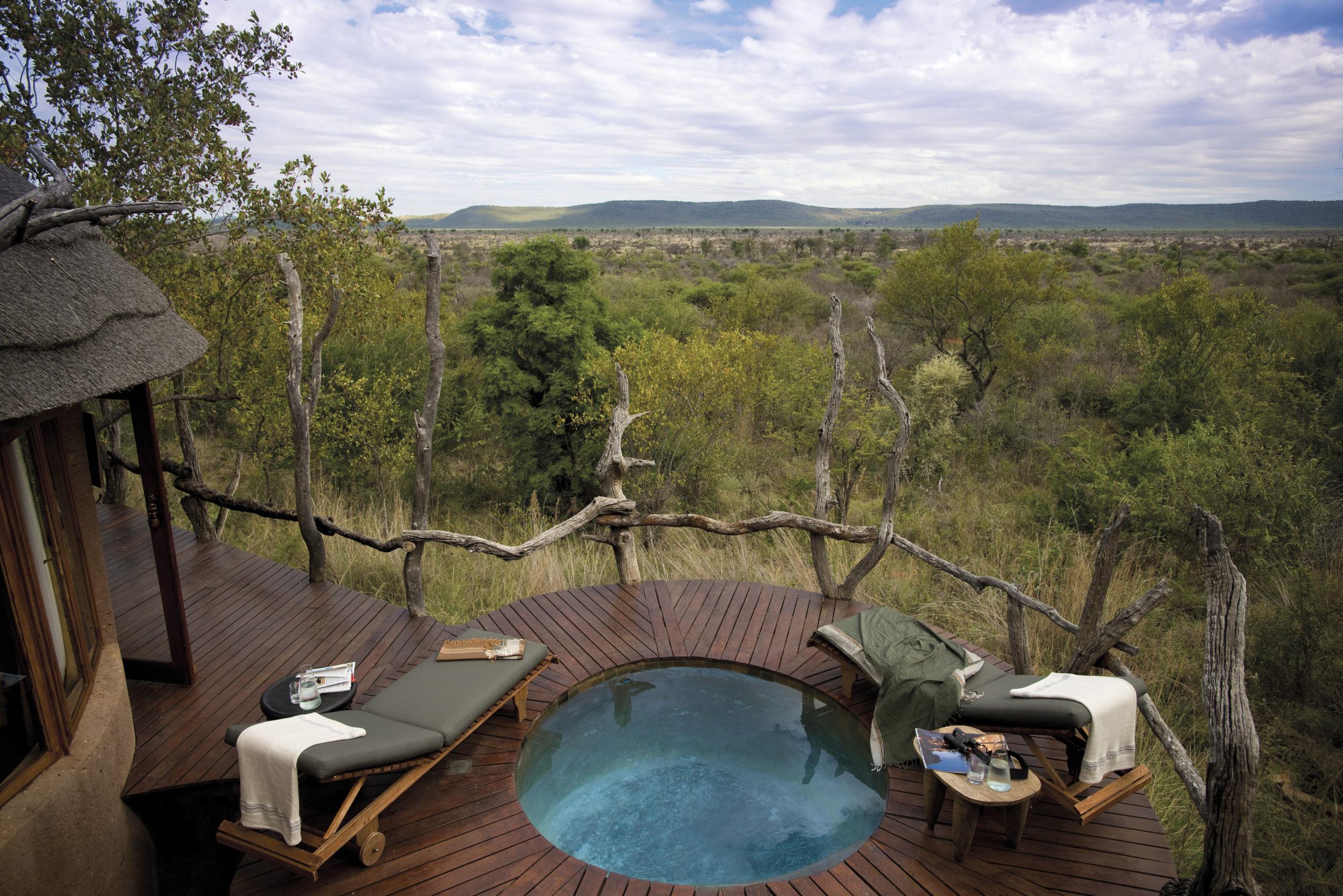 Madikwe Safari Lodge-Pool