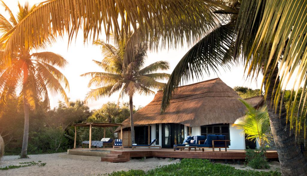 Mozambique - Bazaruto Archipelago - 11895 - Exterior of Villa
