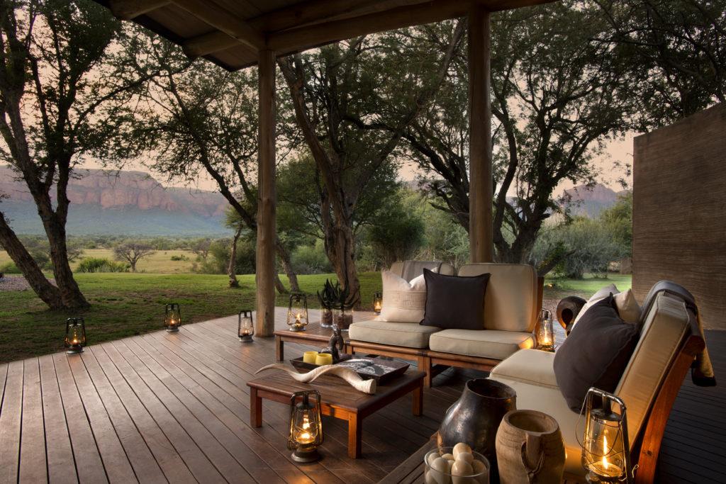 Marataba Safari Lodge-Deck