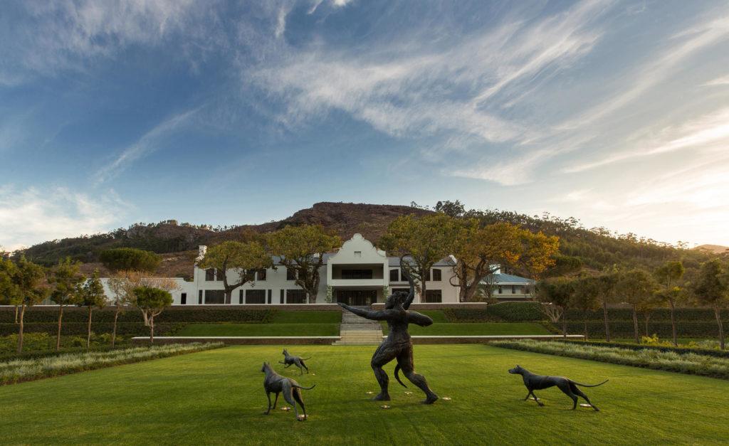 South Africa - Cape Winelands - Leeu Estates - Manor House