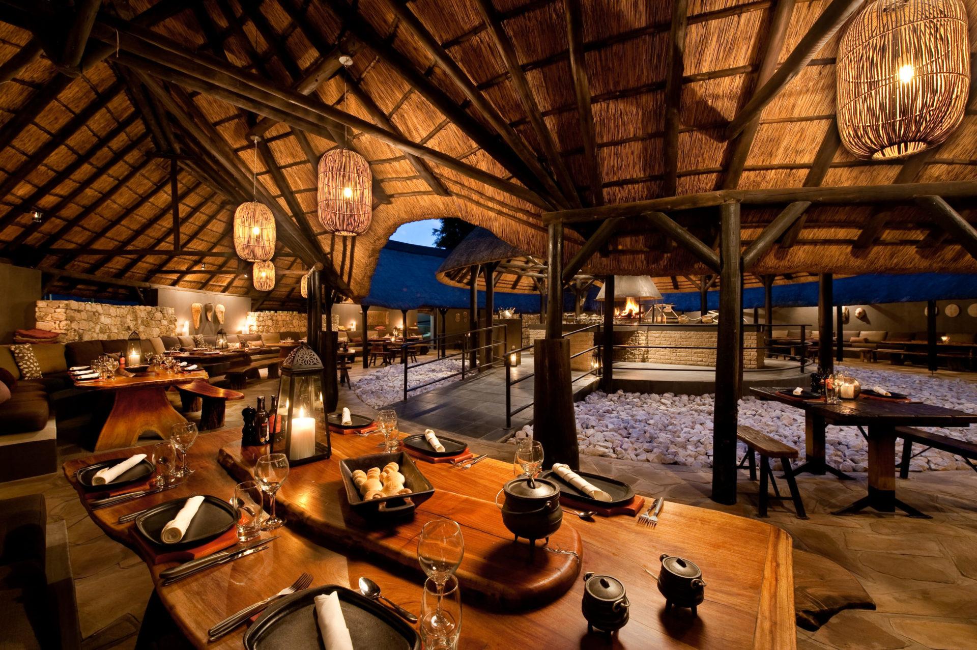 Namibia - 1552 - Mokuti Etosha Lodge - Boma