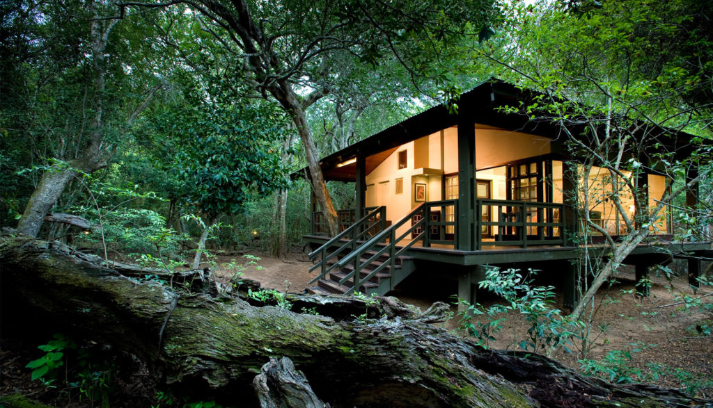 South Africa - andBeyond Phinda Private Game Reserve - Forest Lodge - Exterior