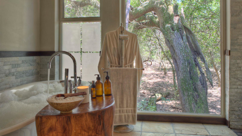 South Africa - andBeyond Phinda Private Game Reserve - Forest Lodge - Bathroom