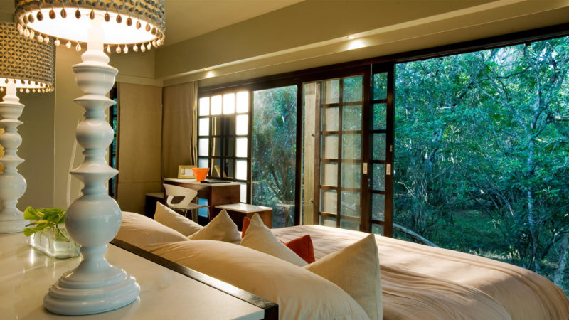 South Africa - andBeyond Phinda Private Game Reserve - Forest Lodge - Room views