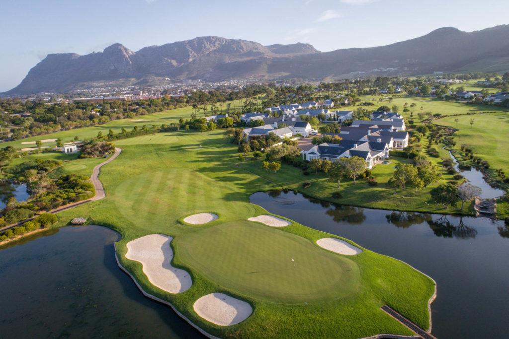 South Africa - Constantia - Steenberg Hotel - Golf Club