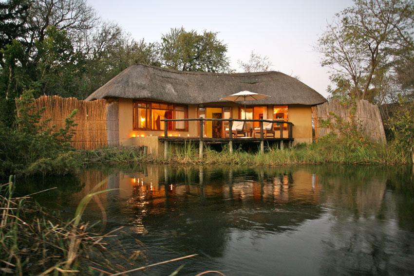 Namibia - 1552 - Susuwe Lodge - Bungalow