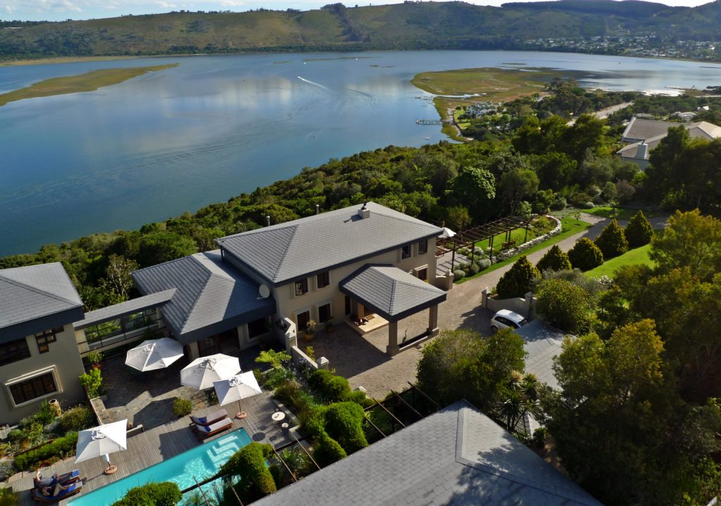 Kanonkop Guest House-Aerial