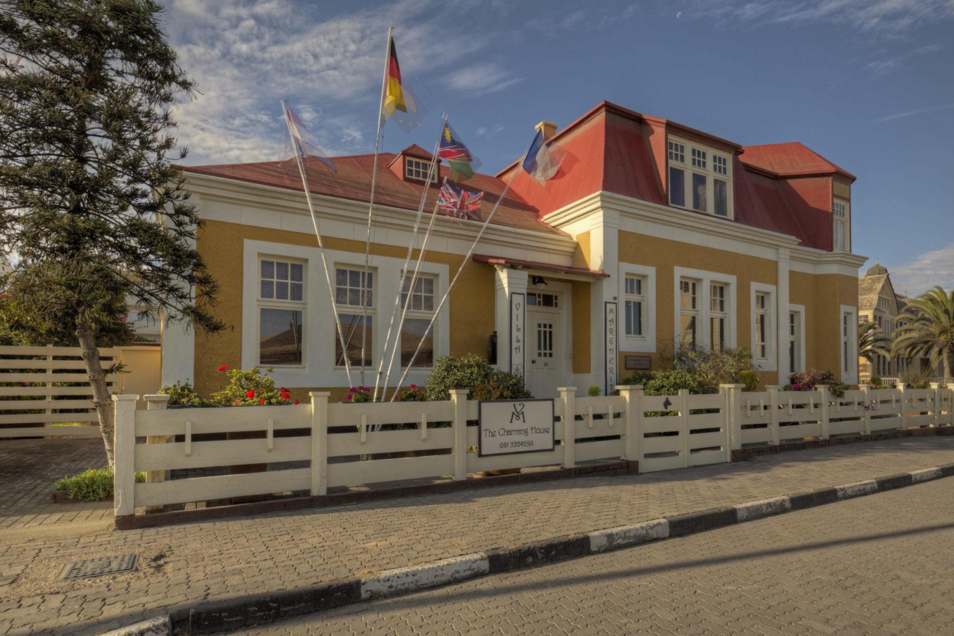 Namibia - 1552 - Villa Margherita - Exterior