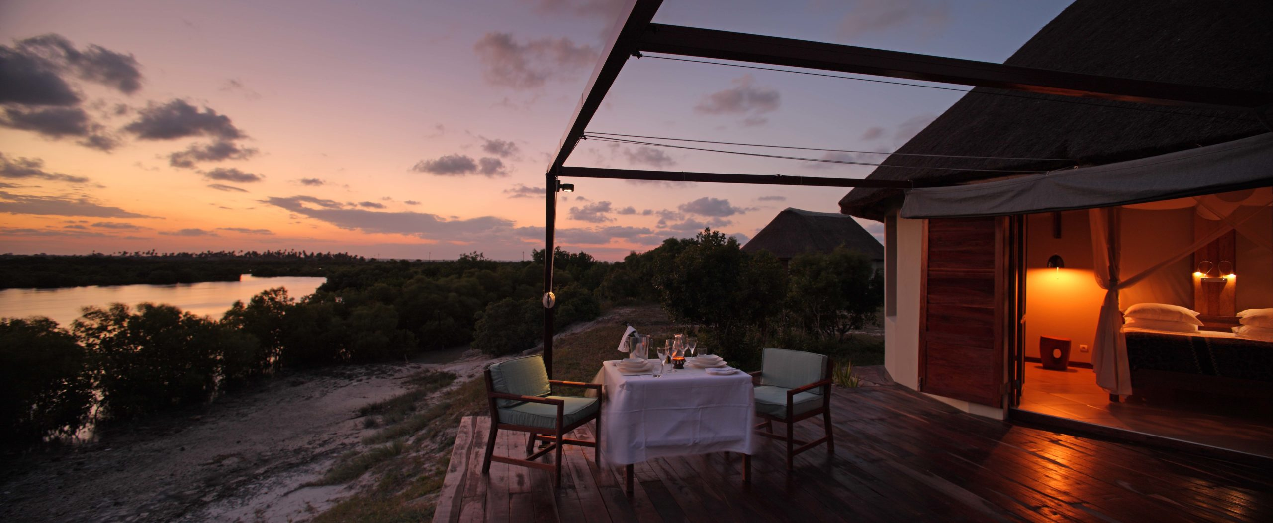 Coral Lodge Sunset Views