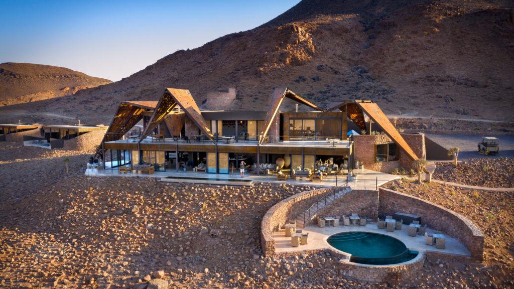 Namibia - Sossusvlei - 1552 - Ariel View