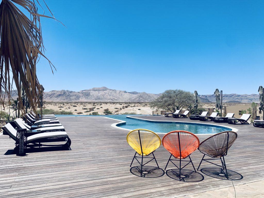 Namibia - 1552 - Agama Lodge - Pool