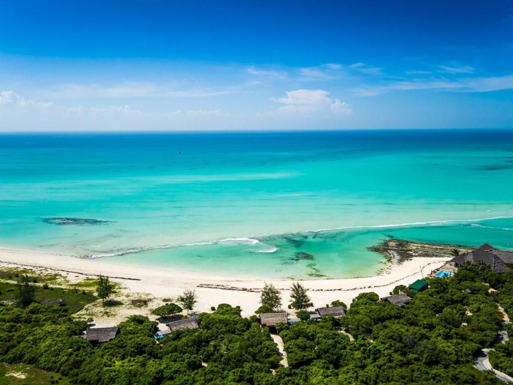 Mozambique - Quirimbas Archipelago - 11895 - Anantara Medjumbe Island Resort Beach View