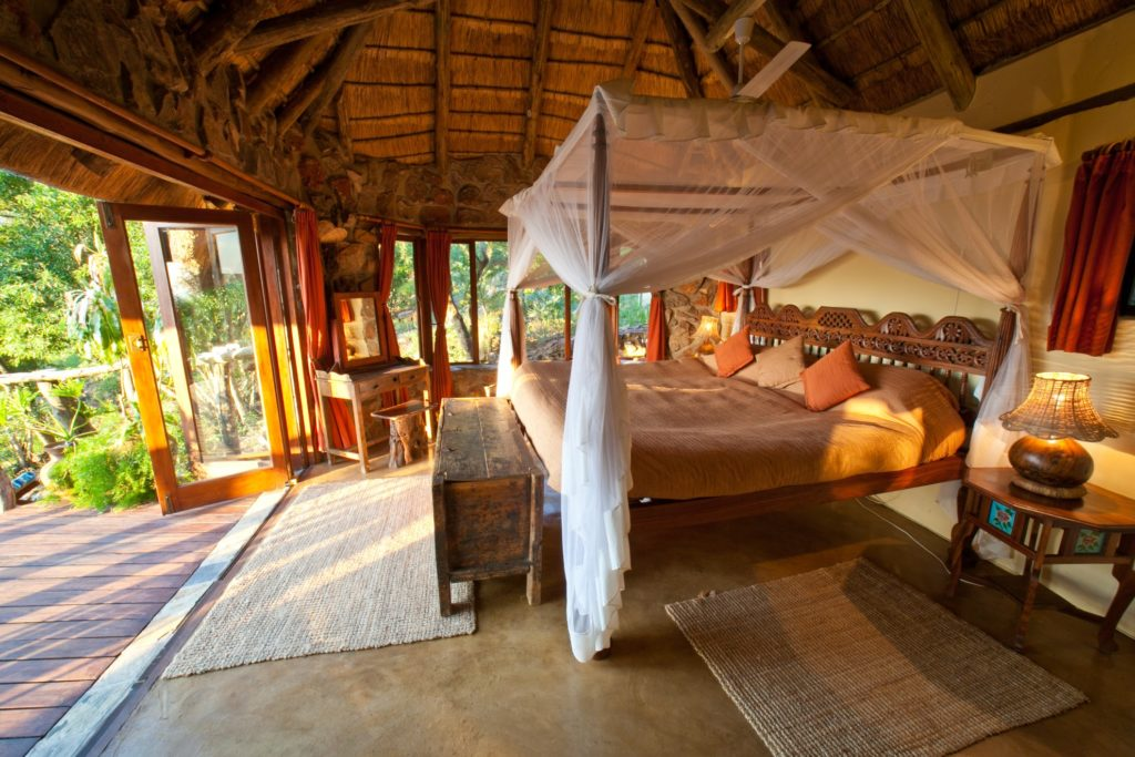 South Africa - Waterberg Reserves - 4948 - Hideaway Cottage