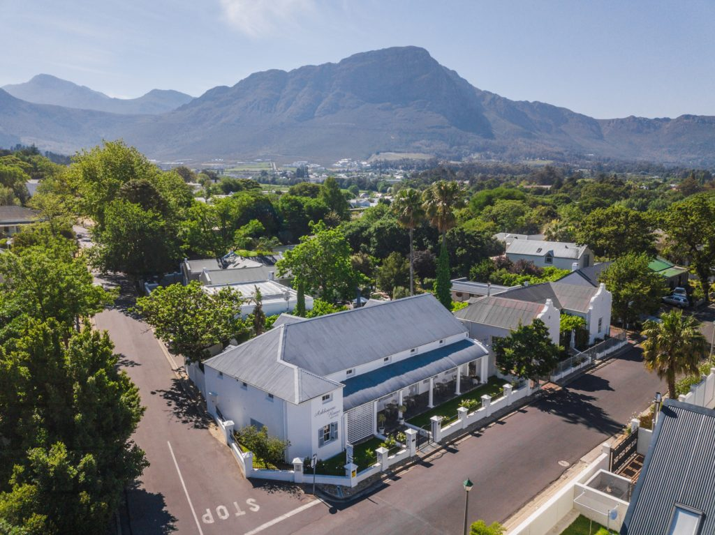 Ashbourne Guest House-Aerial