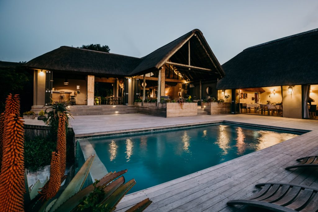 South Africa - Eastern Private Game Reserves - 4948 - Lodge Pool
