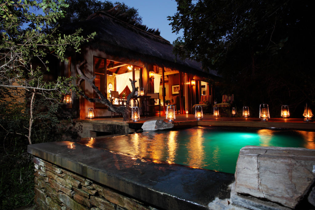 South Africa - Kruger -4948 - Accommodation at night