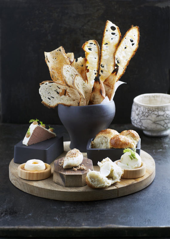 South Africa - Cape Town - Belmond Mount Nelson - Chef''s Table - Bread selection
