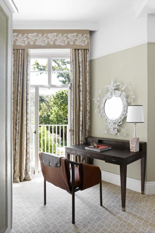 South Africa - Cape Town - Belmond Mount Nelson - Deluxe room writing desk