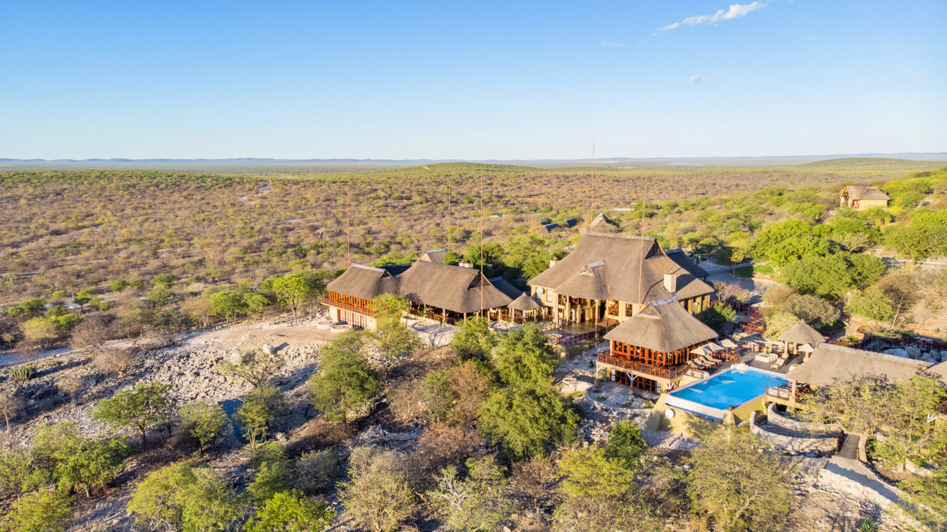 Namibia - 1552 - Epacha Game Lodge - Aerial