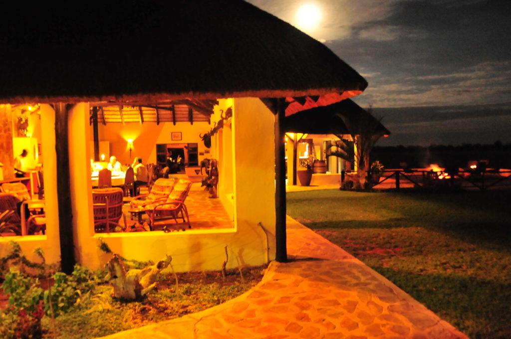 Namibia - 1552 - Etosha Mopane Safari Lodge - Dining