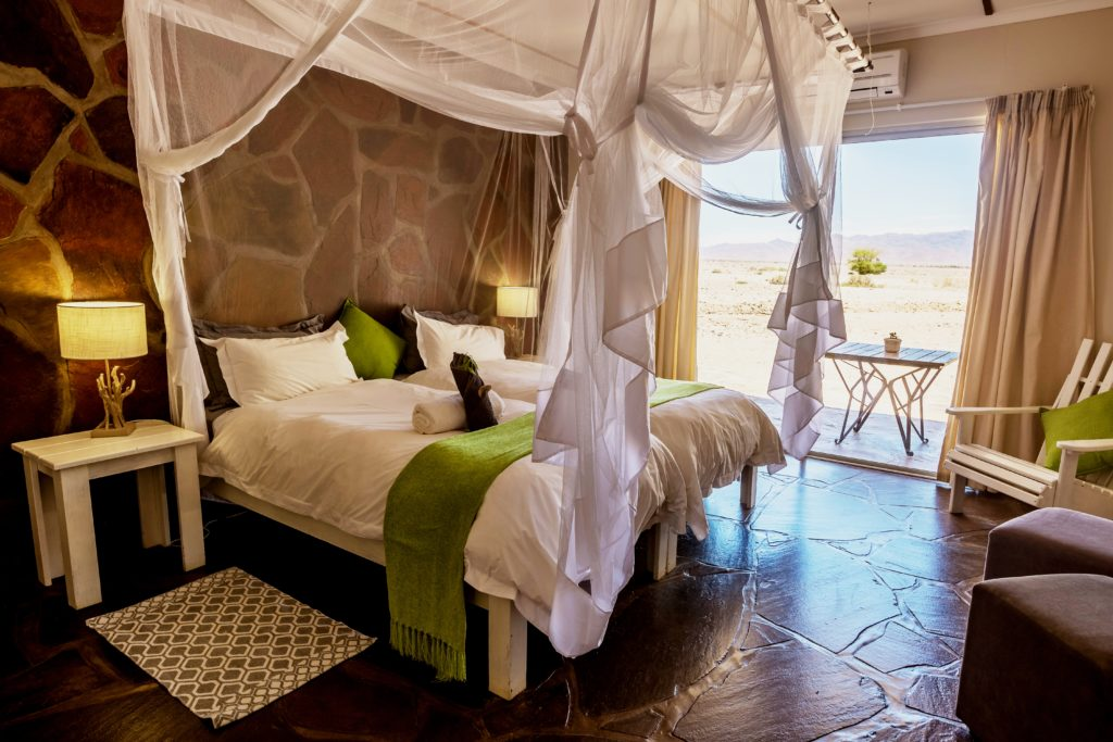 Namibia - 1552 - Elegant Desert Lodge - Twin Room