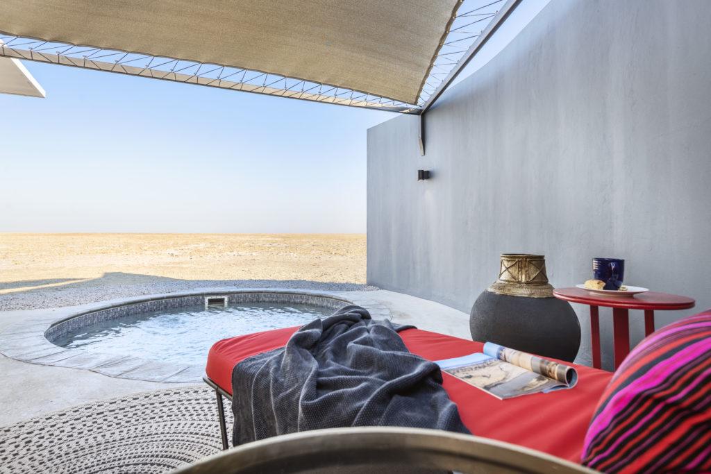 Namibia - 1552 - Etosha King Nehale - Pool