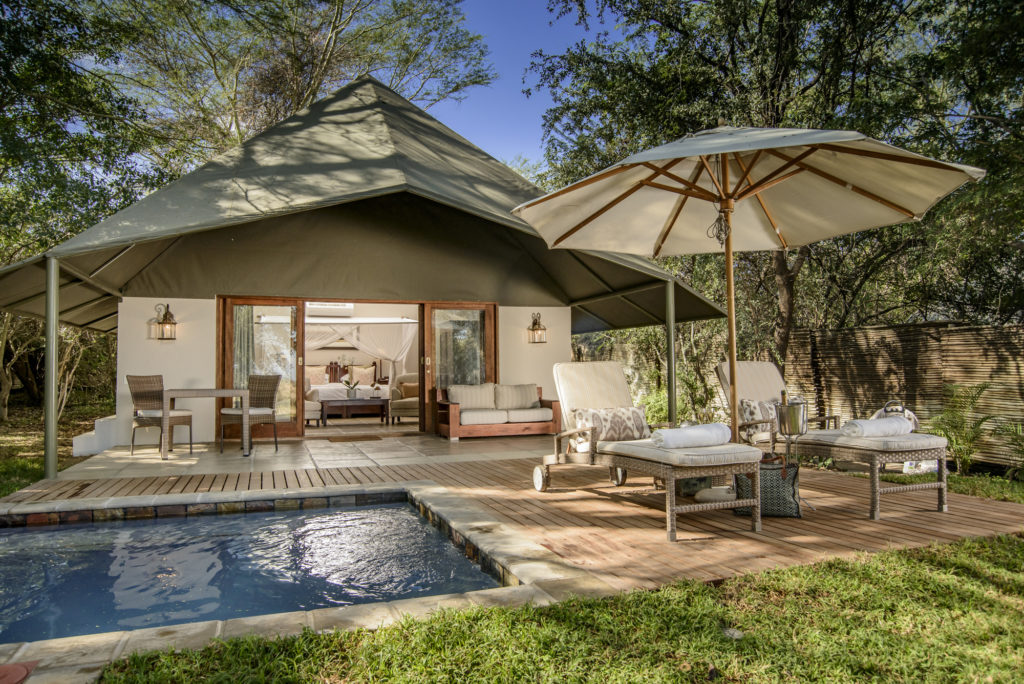 South Africa - Kruger - 4948 - Savanna Tent