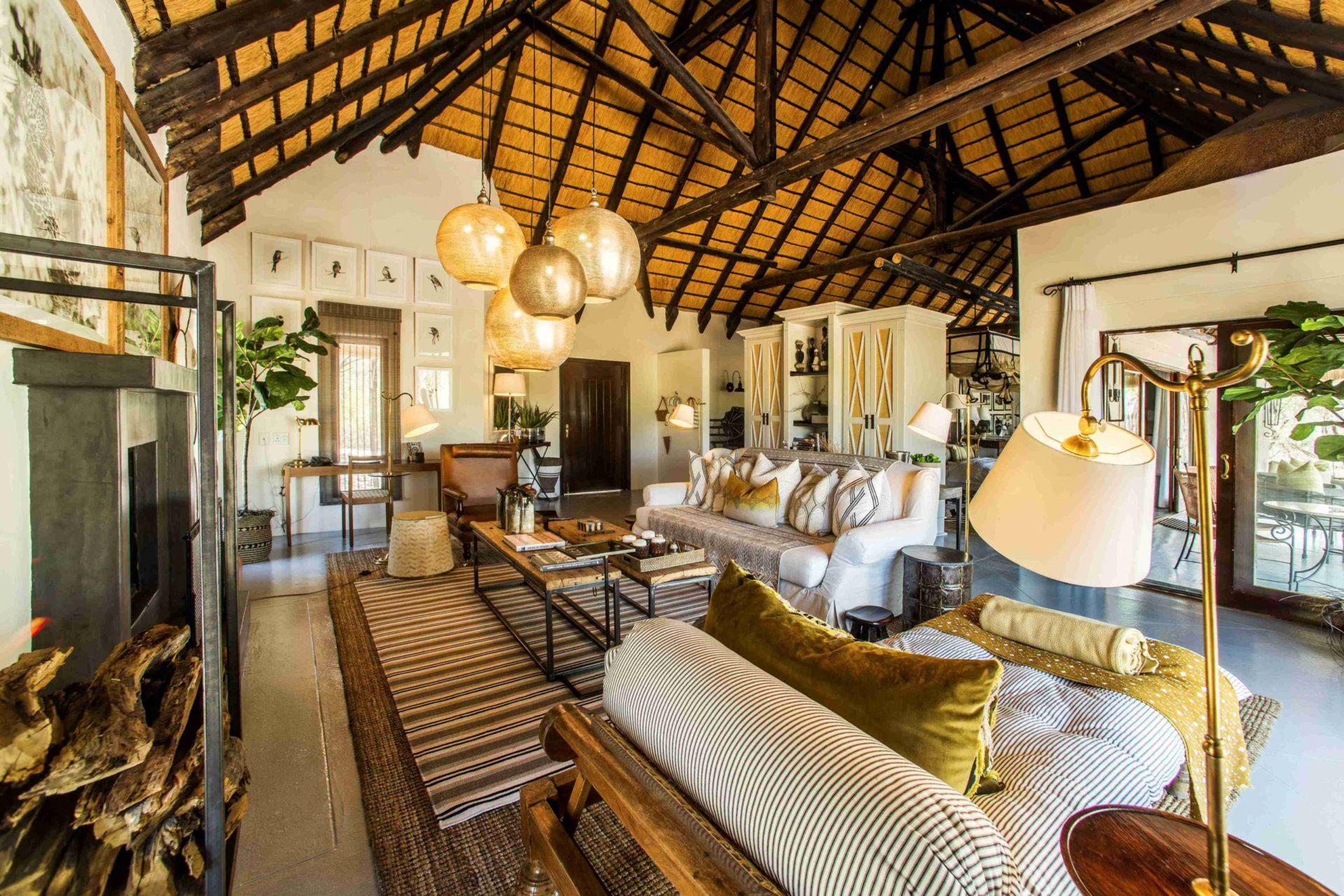 Namibia - 1552 - Villa Mushara - Lounge
