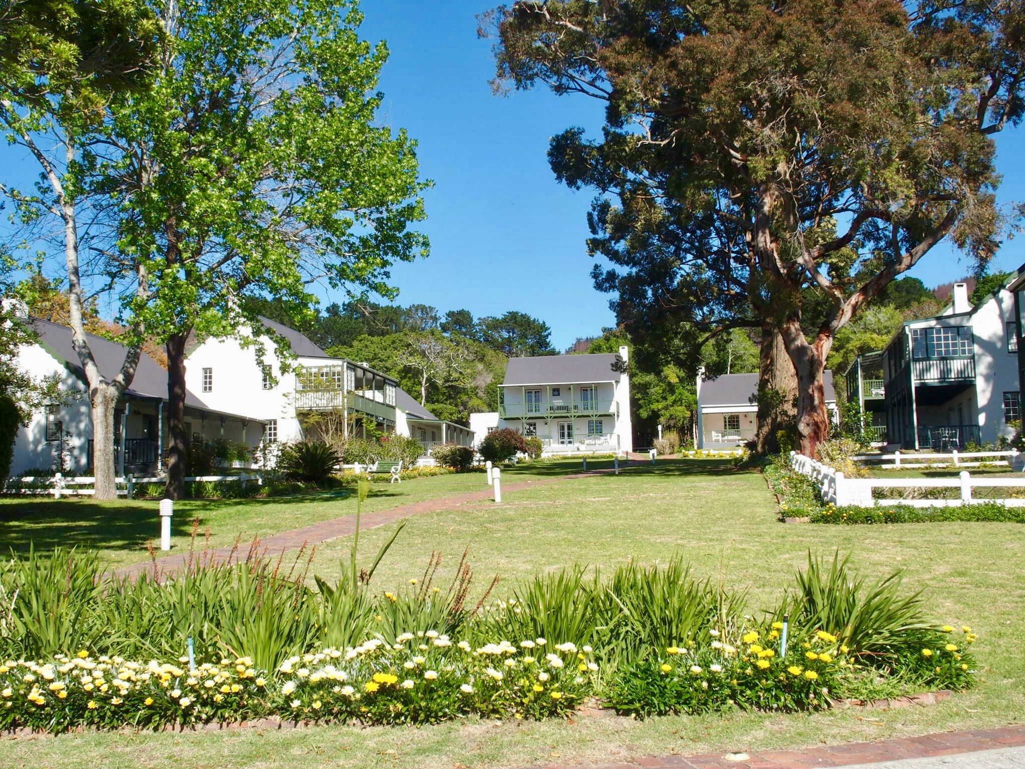 Belvidere Manor-Garden Cottages
