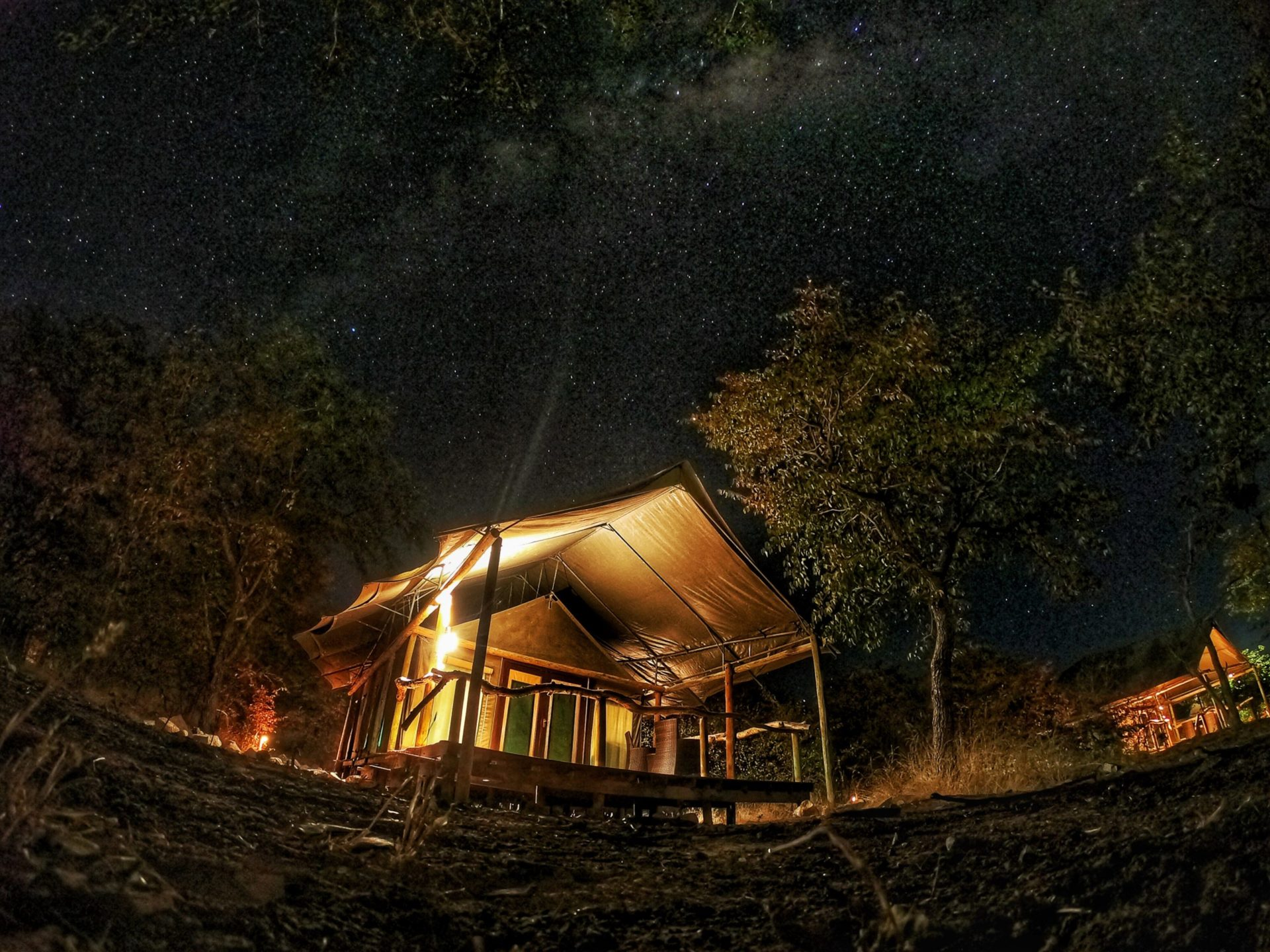 Namibia - 1552 - Ongava Tented Camp - Sky