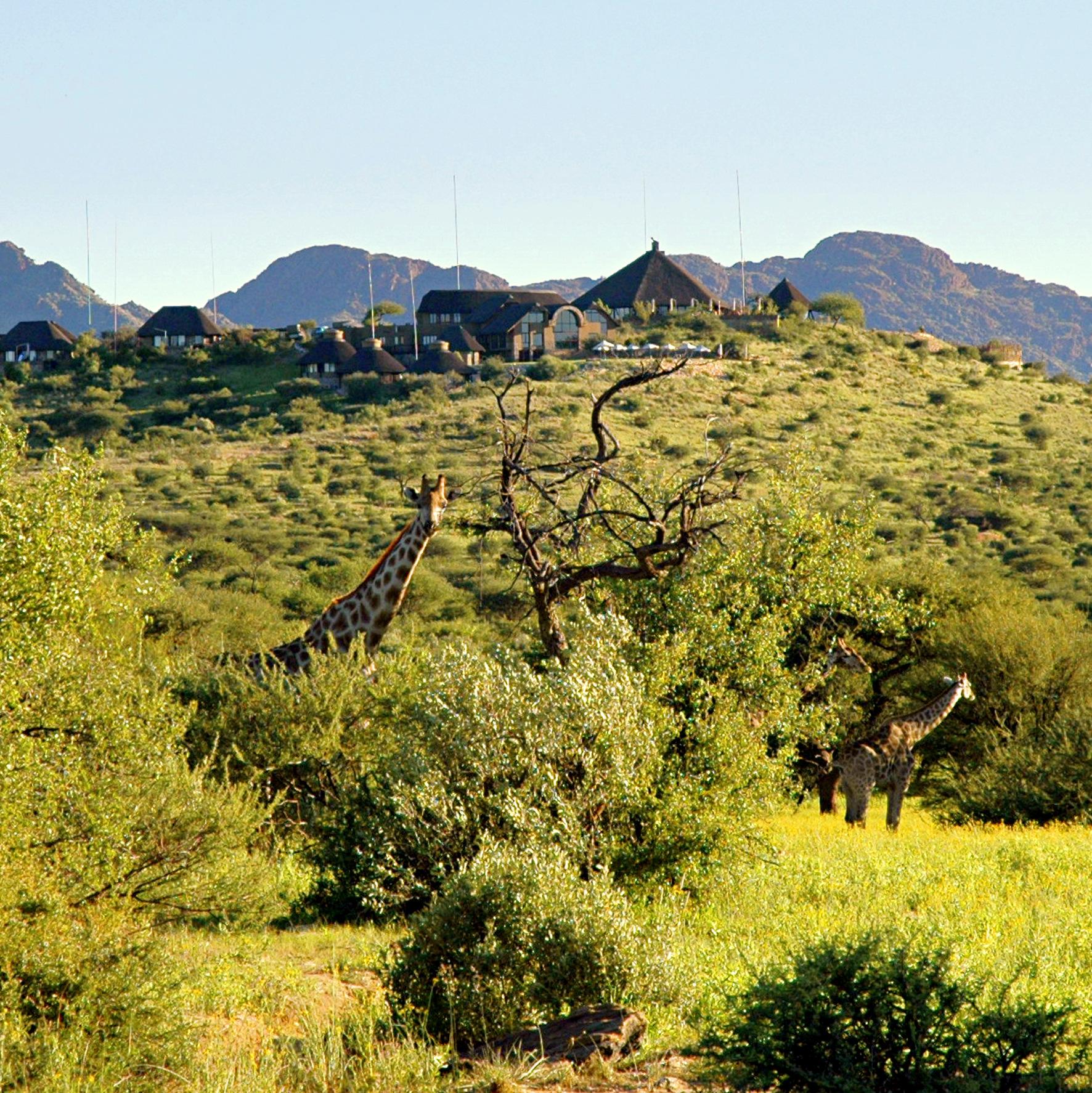 Namibia - 1552 - Gocheganas - Exterior