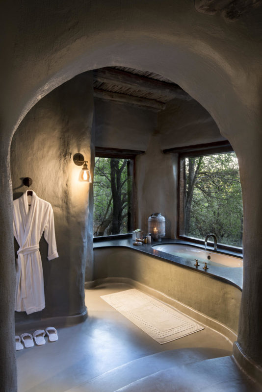 South Africa- andBeyond Phinda Private Game Reserve - Rock Lodge - Guest suites